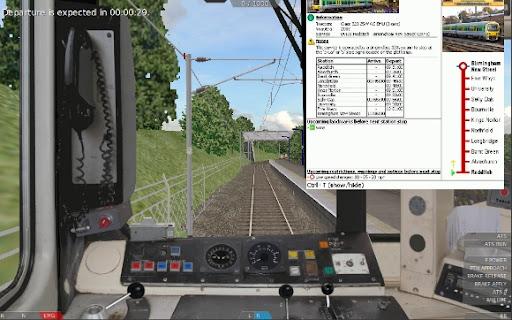 Openbve impressionante simulatore di treni per linux for Simulatore di arredamento