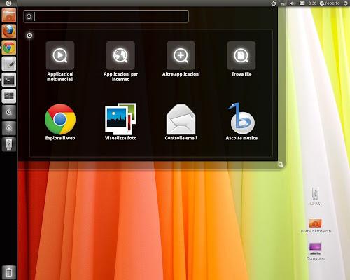 Unity 2D su Ubuntu 10.10 Maverick
