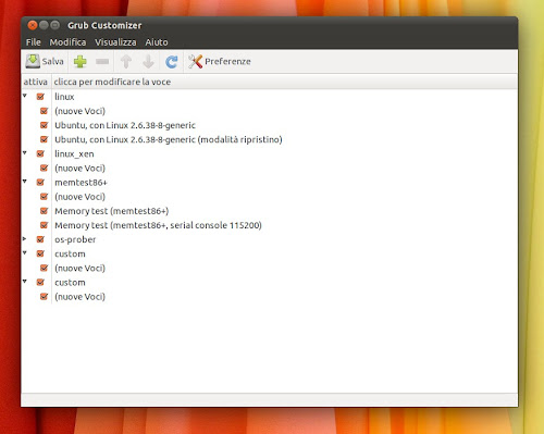 Grub Customizer 3.0 su Ubuntu