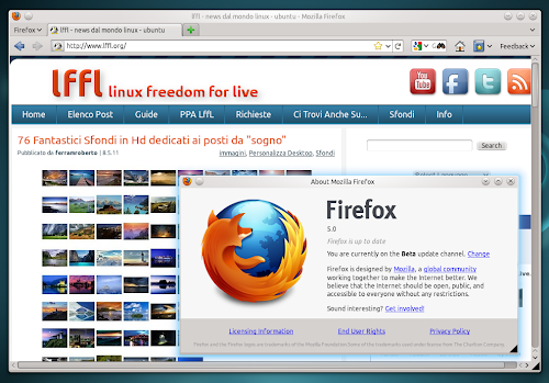 Firefox 5.0