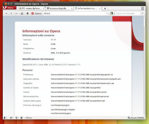 Opera 11.11