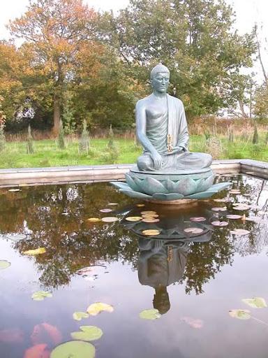 Water In Buddhist Garden Design Awesome Buddhist Garden Design Decoration