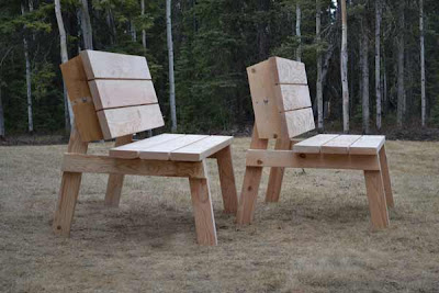 Ana White Build A Picnic Table That Converts To Benches Free And Easy Diy Project And