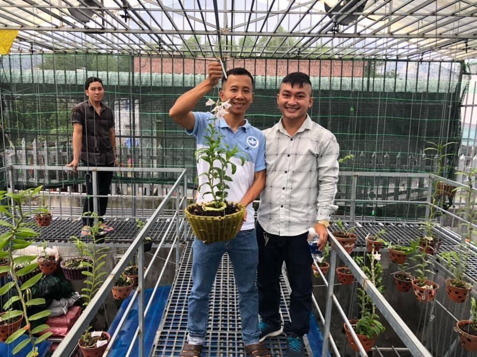 Anh Trần Quang Duy - Dành trọn trái tim cho cho hoa lan - Ảnh 3