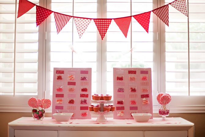 Sweet Strawberry Short Cake Party