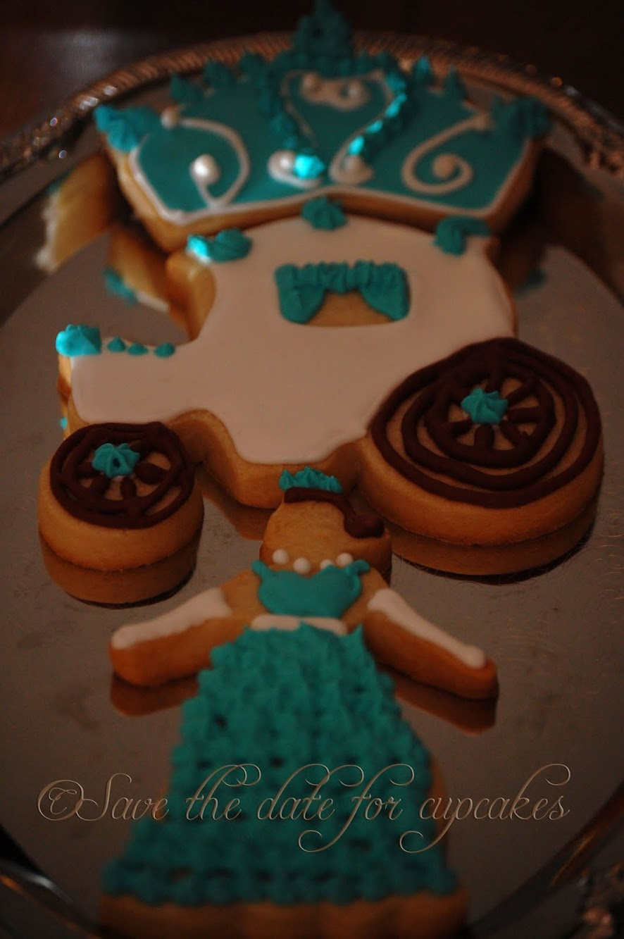 Pretty Princess Cookies