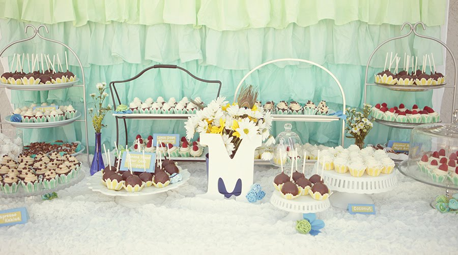Vintage Wedding Sweets