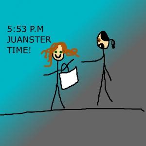 Juanster Time
