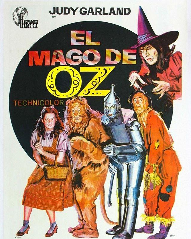 El mago de Oz (1939, Victor Fleming)