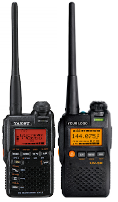 Editorial: Chinese Knockoff of Yaesu VX-8 pisses me off  | bravocharlie