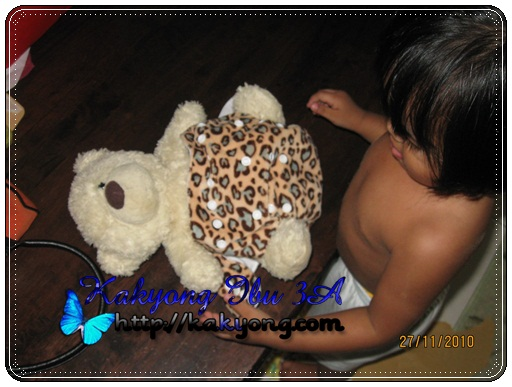 bear pakai cloth diapers