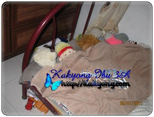 bear di katil