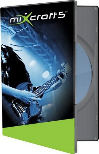 Acoustica Mixcraft v5.2.152 iSO