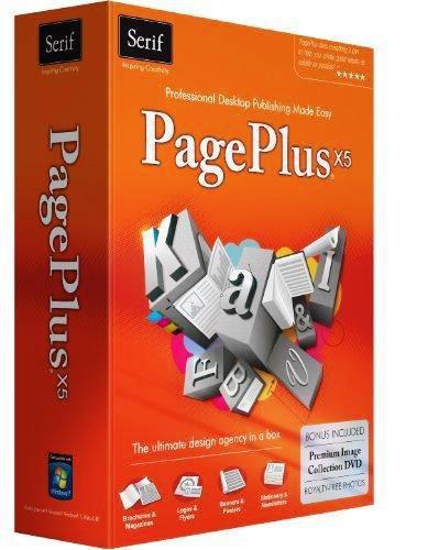 Serif PagePlus X5 15.0.2.23