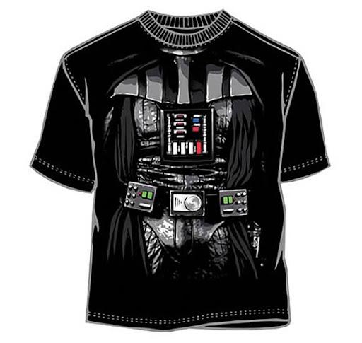 Camisa Stars Wars - Darth Vader