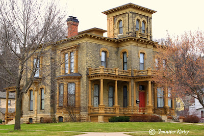 The Theodore Sheldon Mansion In Red Wing Historic Homes