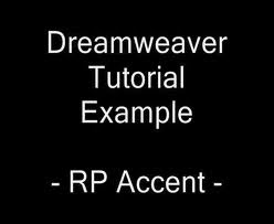 Dreamweaver Tutorial In Urdu