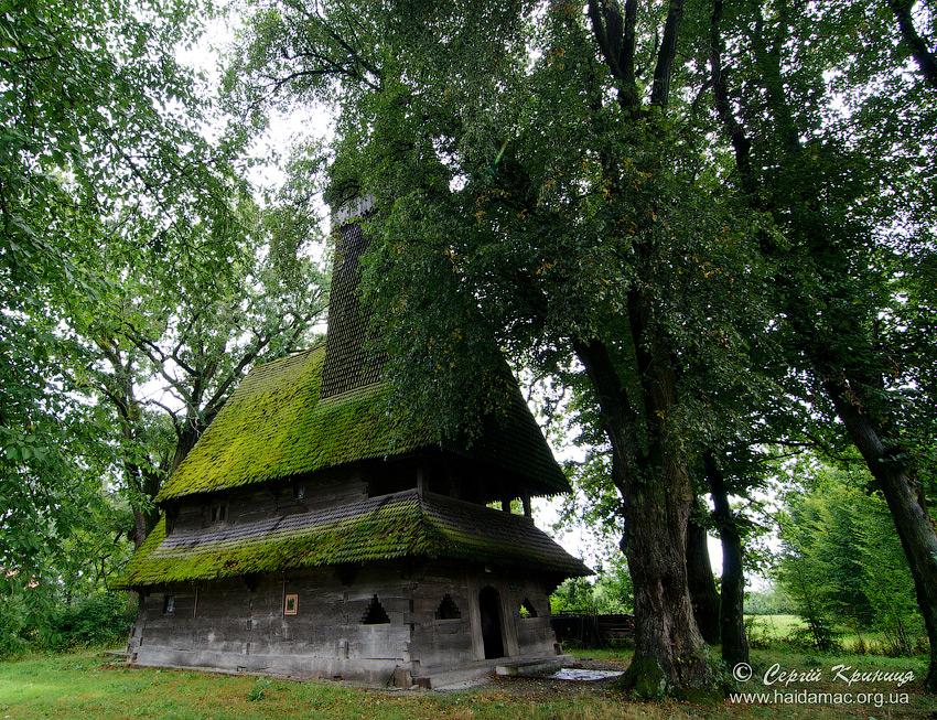 Крайниково. церква св. Михаїла