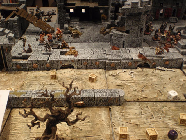 Arena in the streets of Mordheim P2180266