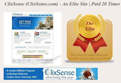 ClixSense حصريا الدولار العربى مصور clix16.jpg