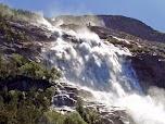Водопад Лангфоссен