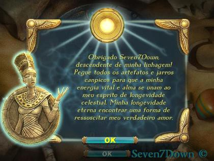 Luxor: Quest for the Afterlife Deluxe Em Portugues