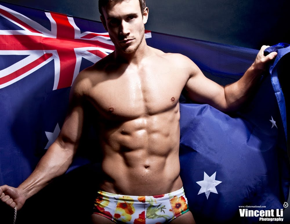 Tribe Underwear & Swimwear, Wishing You a Happy—and Hot—Australia Day! [men's fashion]