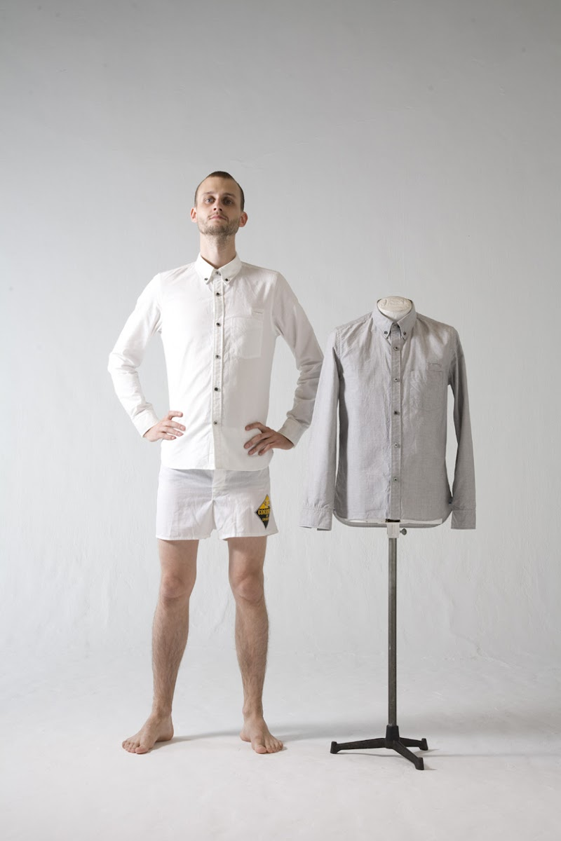 :AVOID Passivity in Spring/Summer 2016 [men's fashion]