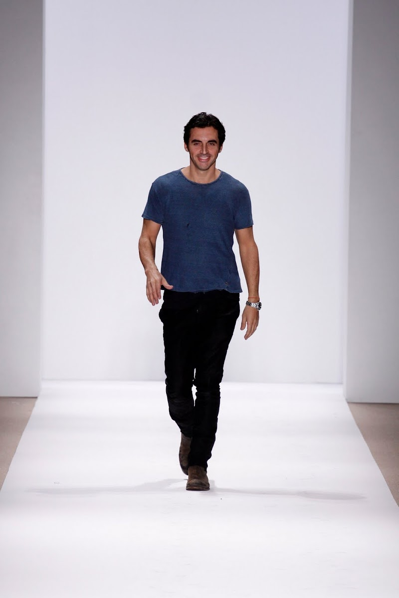 Yigal Azrouël at Mercedes Benz Fashion Week [men's fashion]
