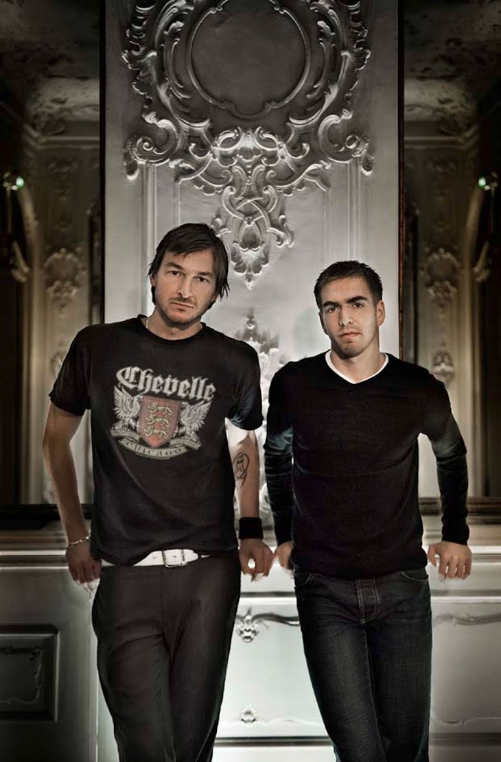 The Philipp Lahm & Floris van Bommel Anti-AIDS Activity