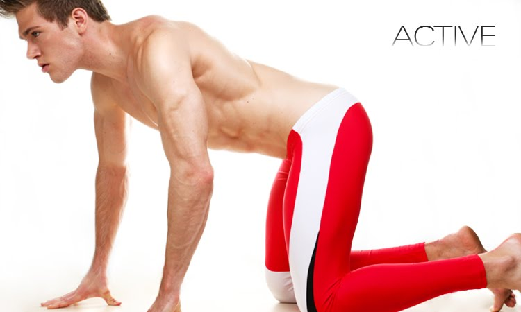 Santa Sizzles [men's fashion]