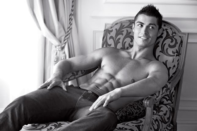 Cristiano Ronaldo Reconfirmed as Spokes Model for Armani