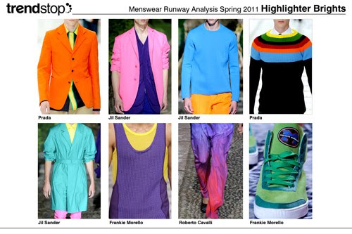 Men's Runway Reports S/S 2016 Trendstop.com