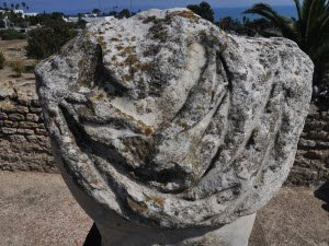 Man Foulards in Roman Carthage