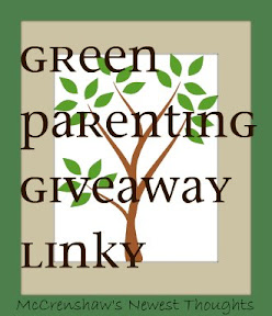 Green Parenting Giveaway Linky