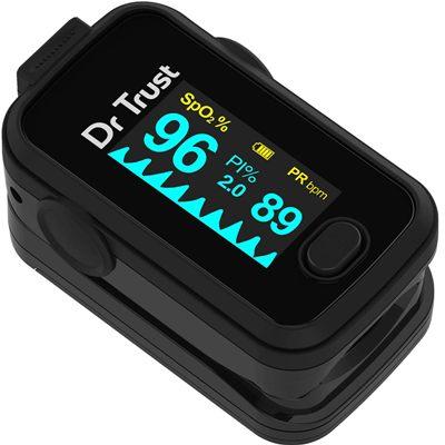 Dr Trust Signature Series Fingertip Pulse Oximeter