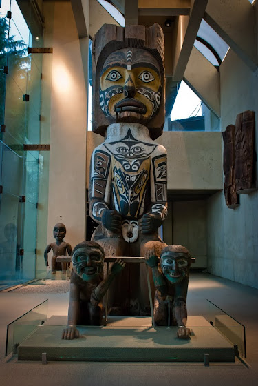 Vancouver -- Museum of Anthropology..