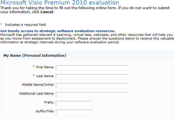 Visio Download Trial Version
