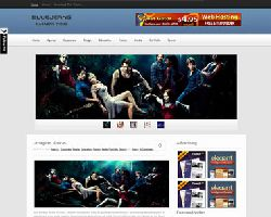 BlueJeans Free Magazine WordPress Theme