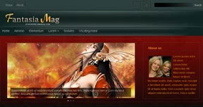 Free Wordpress Theme - Fantasia