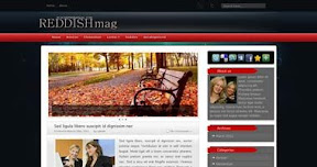 Free Wordpress Theme - REDDISH