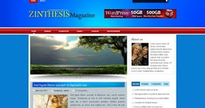 Free Wordpress Theme - Zinthesis