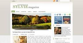 Free Wordpress Theme - Sylvie