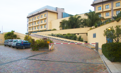 Die Klinik Villa Santa Teresa von Michele Aiello, Bagheria