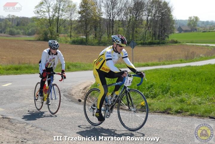 IV Trzebnicki Maraton Rowerowy Żądło Szerszenia