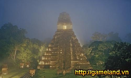 Vạn lý trường thành và đền thờ Maya trong CĐTL 3