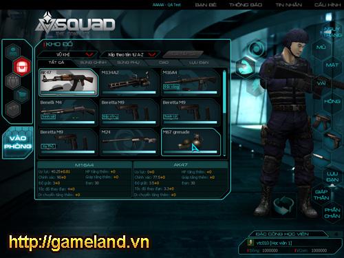 VTC Studio mở cửa thử nghiệm lần 2 cho SQUAD 2