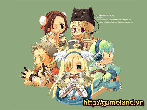 """Khi game online là """"con lai"""" của kiếm hiệp và hiện đại 3"""