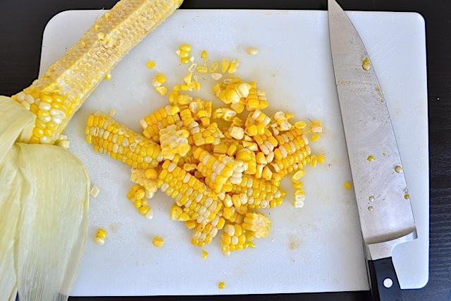 slice off kernels