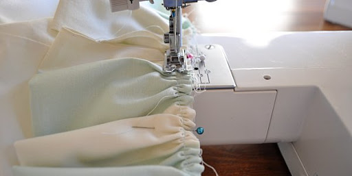 Sewing Ruffle